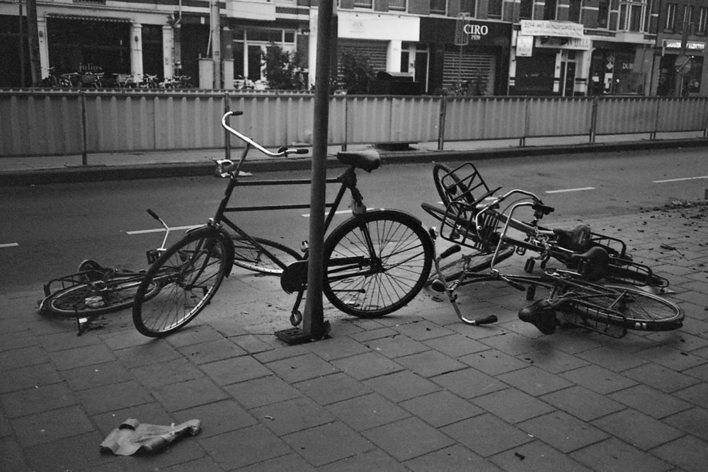 Amsterdam, Post NYE