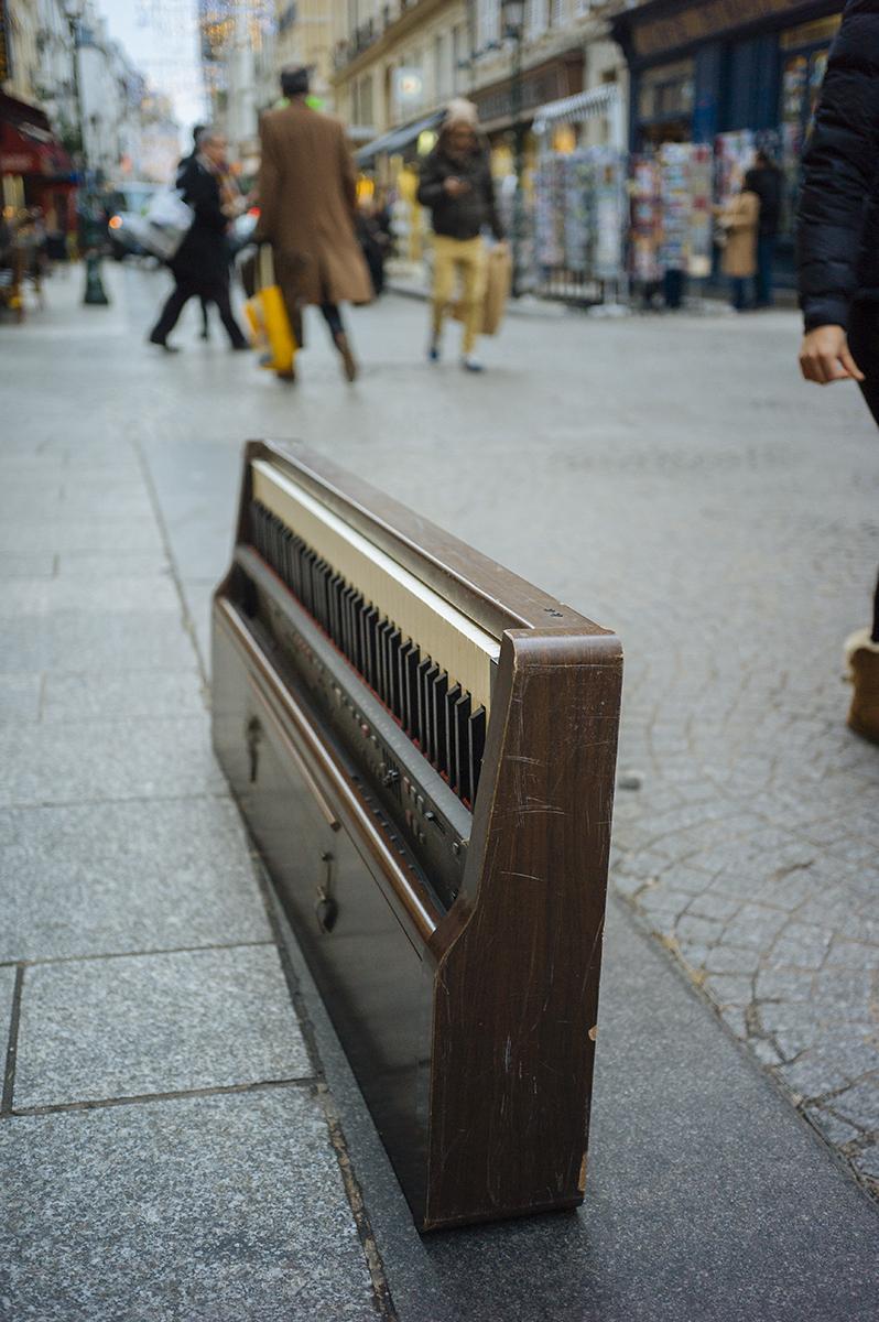 Organ, Paris