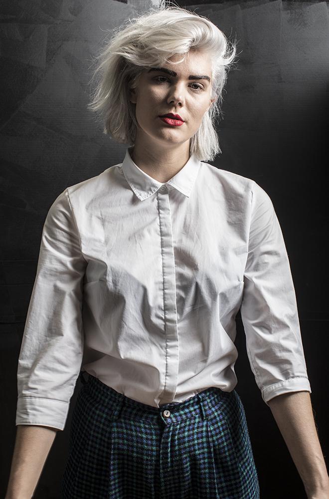Bec Sandridge for Rolling Stone Australia