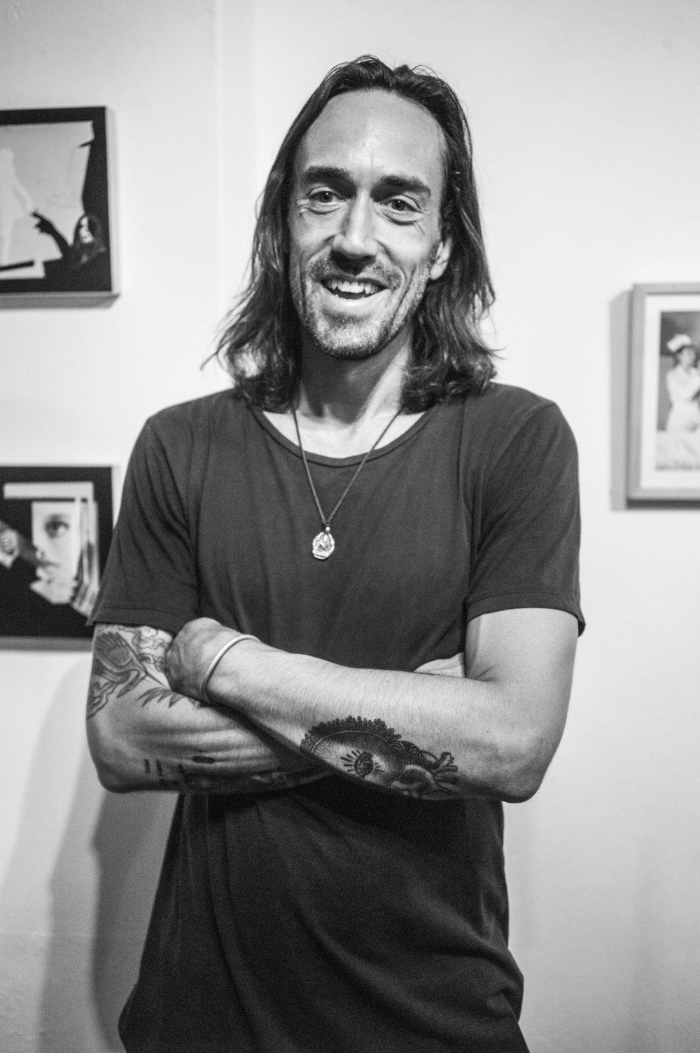 Steve Tierney, Artist