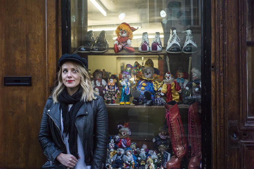 Sarah Tarca, Paris, 2016