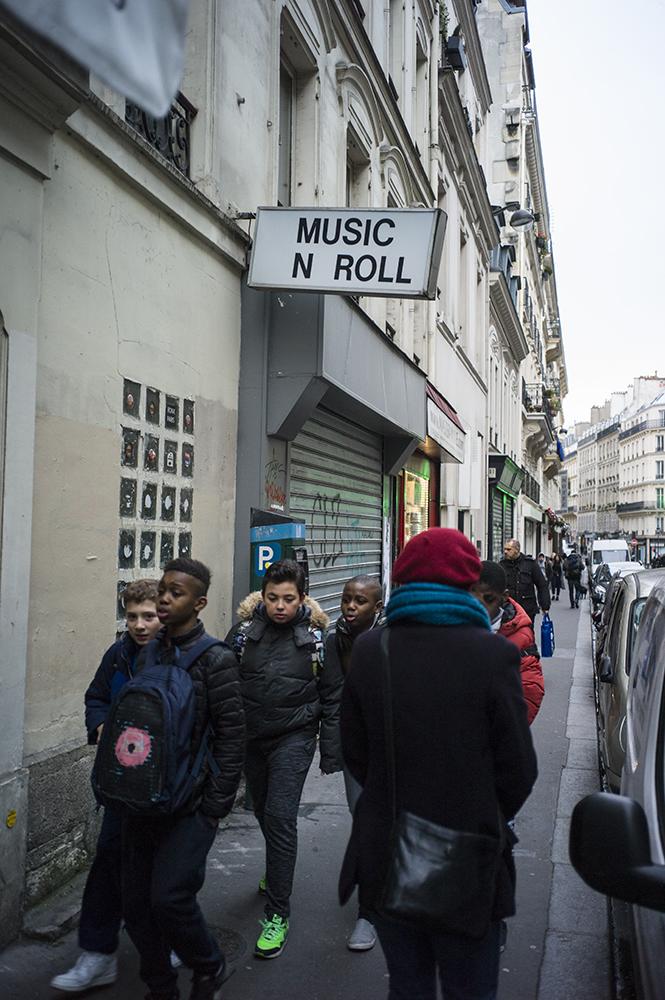 Kids in Paris, 2017