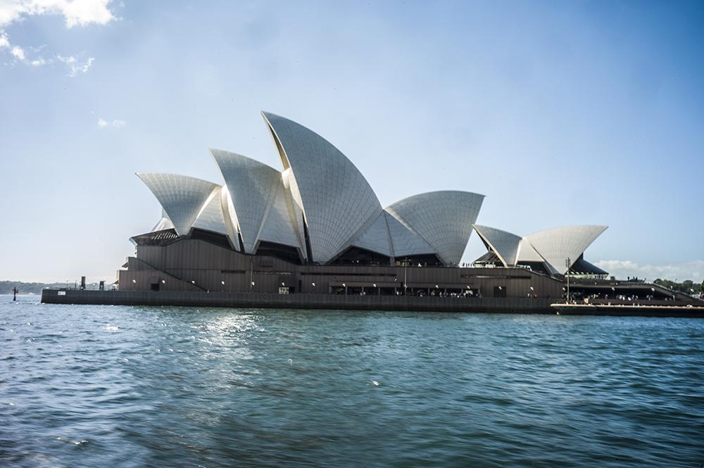 Sydney Opera House, 2018