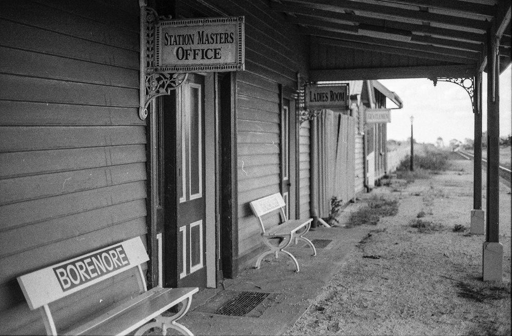 Borenore Train Station