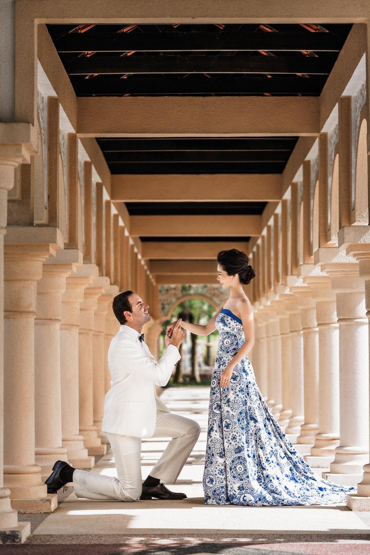 JB Iskandar pre-wedding