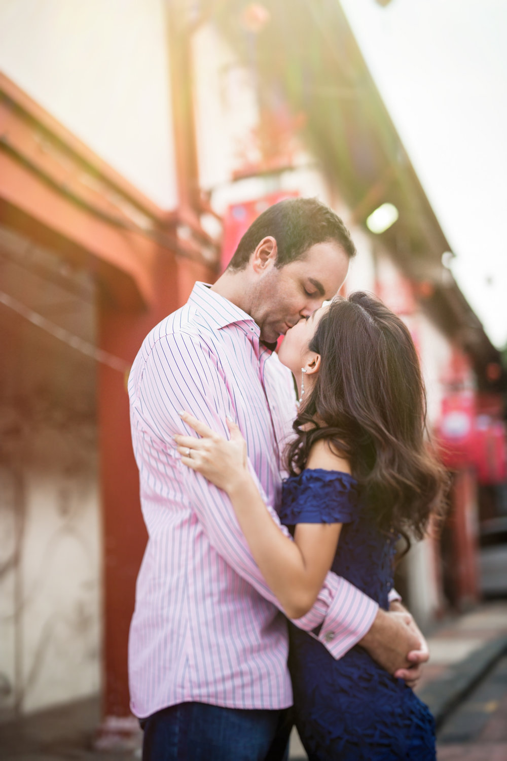 And wrapping things off here with a lovely shot of Sylvain & Jiebei. Hope you all enjoyed their pre-wedding photos! :)