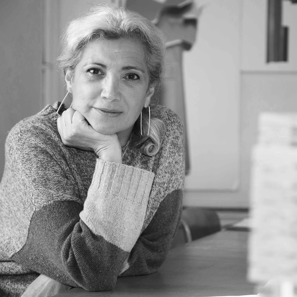 CARME PINós - Carme Pinósset up her own studio in 1991 after winning international recognition for her work with Enric Miralles. Since then, she has worked on numerous projects ranging from urban refurbishments and public works to furniture design.