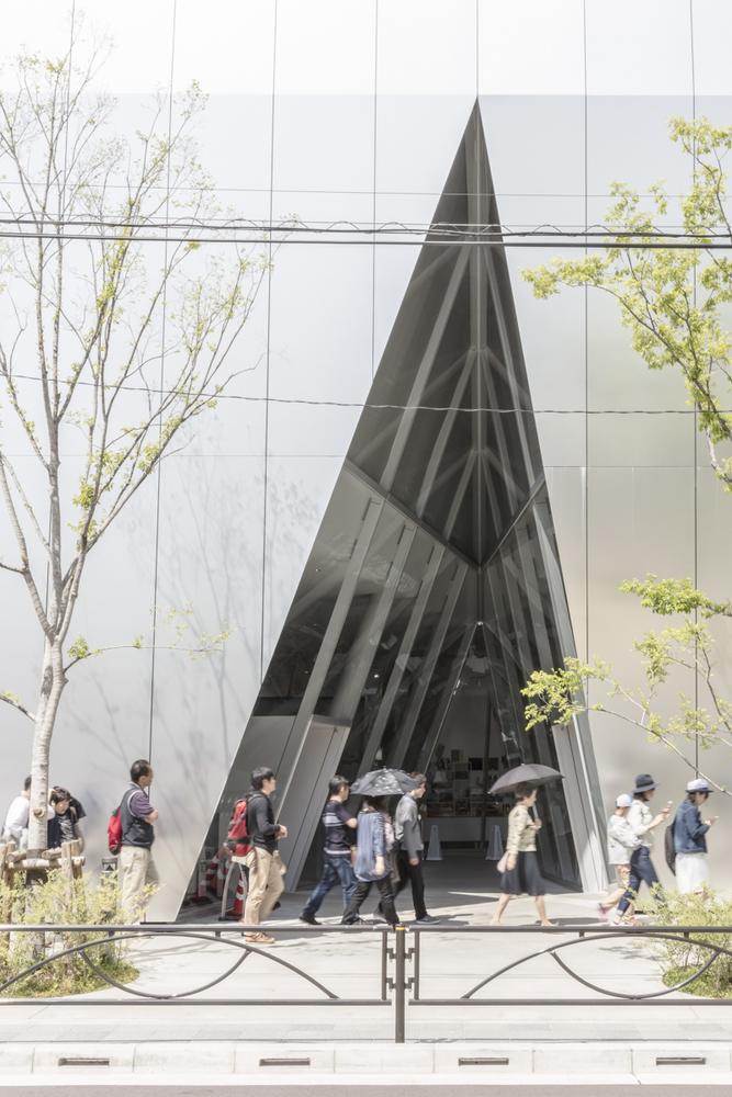 Sumida Hokusai Museum. Tokyo. Photo:Laurian Ghinitoiu