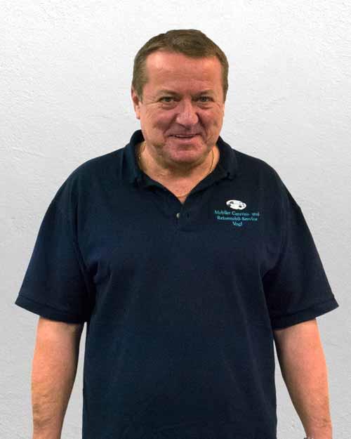 Michael Vogl - Geschäftsführer,KFZ-Sachverständiger & Werkstattleitung