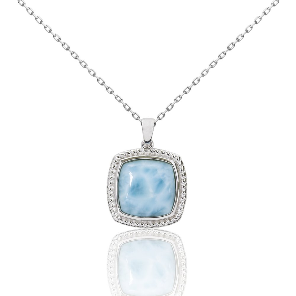 LIP1011 - square blue pendant-chained.jpg