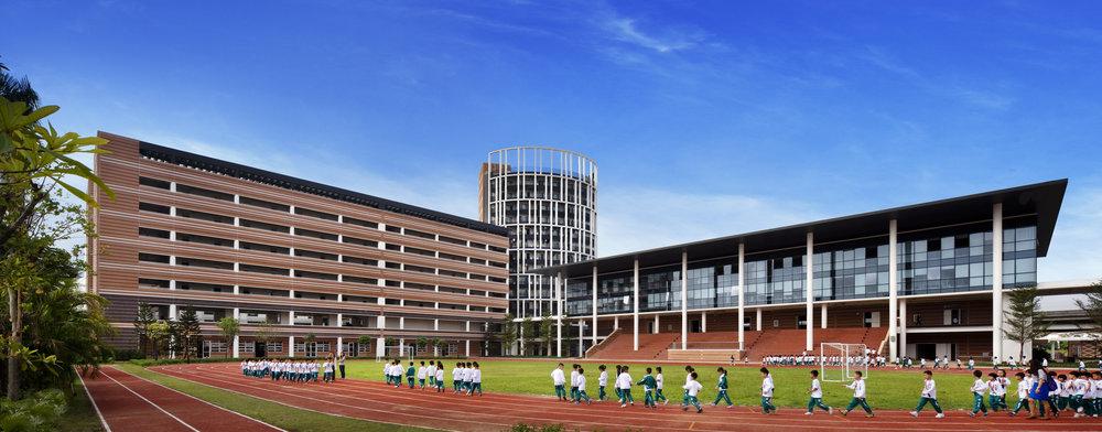 SHUNDE SCHOOL
