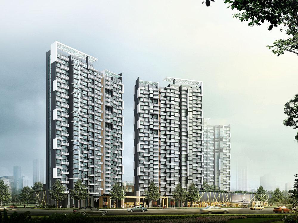JIA DING, SHANGHAI