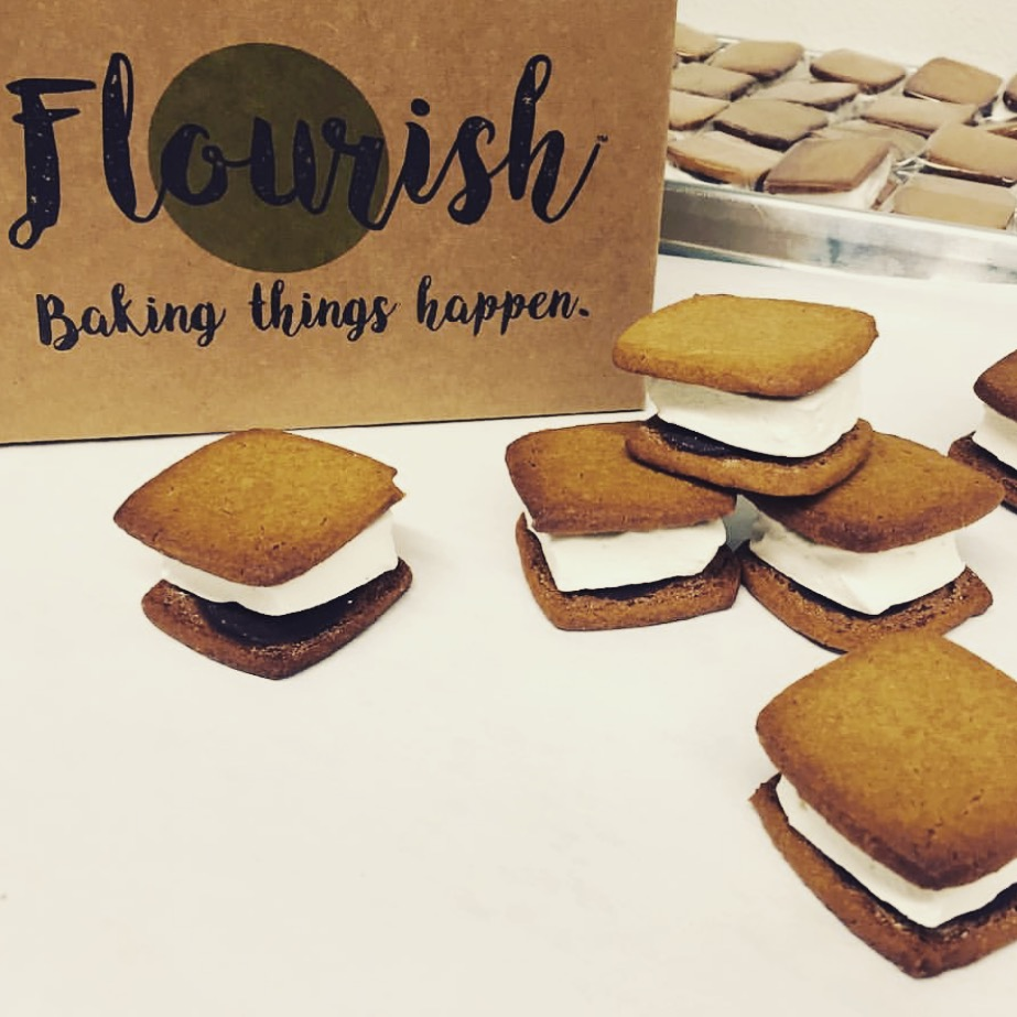 Flourish @ H4L East - Baking things happen on Friday October 27th