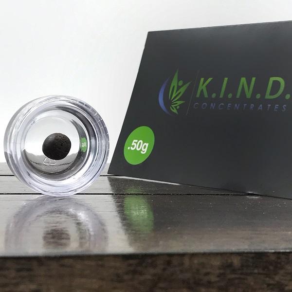 K.I.N.D Concentrate Full Melt Hash