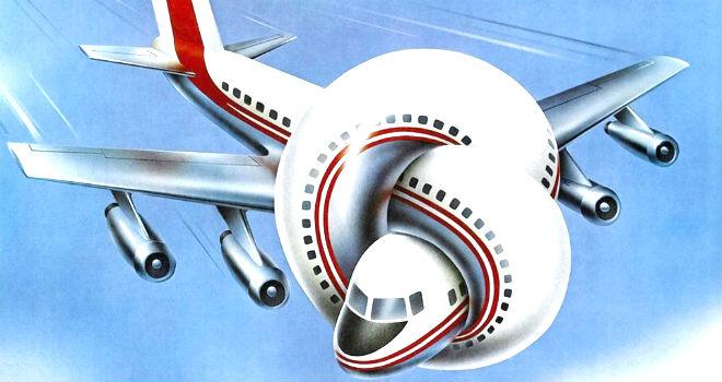 Movie Cover - Airplane 1980