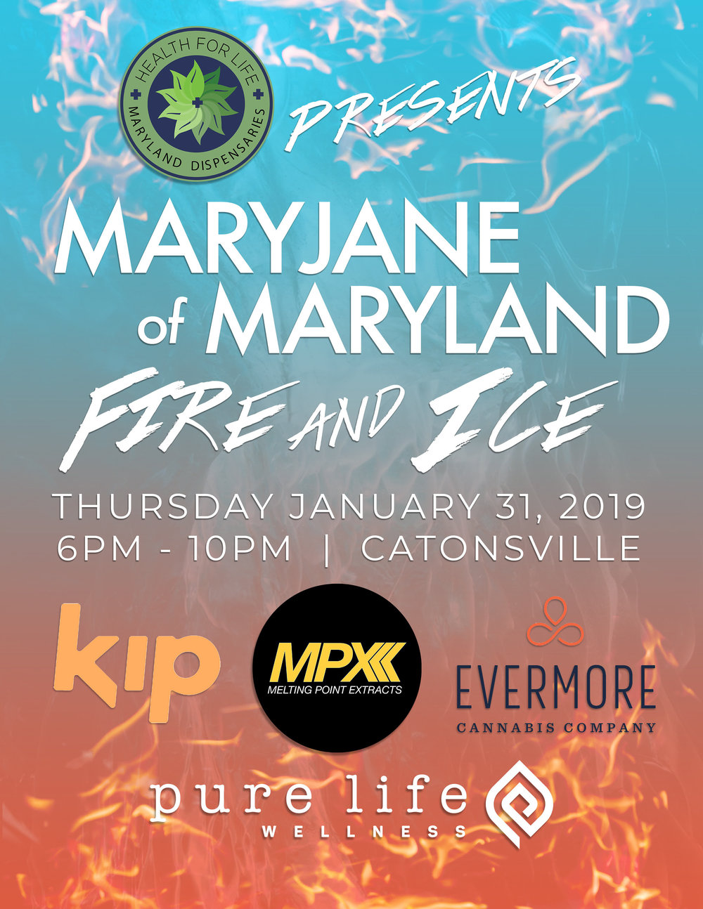 Maryjane of Maryland Fire and Ice Gala