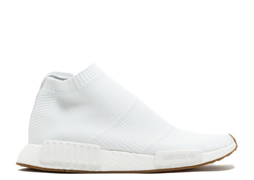 Cheap Adidas NMD R1 Gum Pack White DS