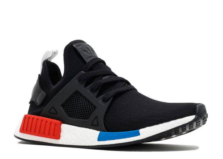 adidas NMD Xr1 Primeknit Vintage White UK 6 BB3684