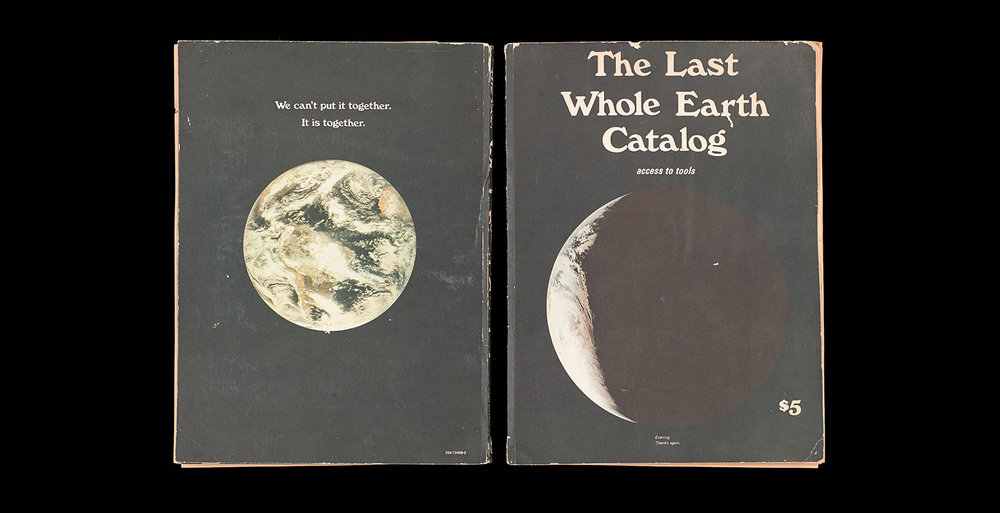 «The Whole Earth Catalog», 1968