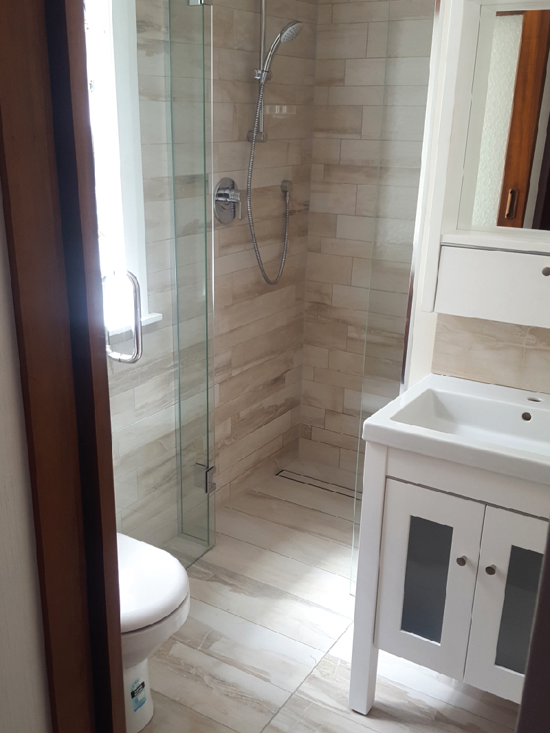 Bathroom design Mt Eden