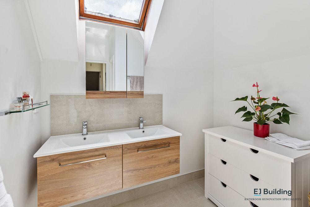 Bathroom renovation Remuera.