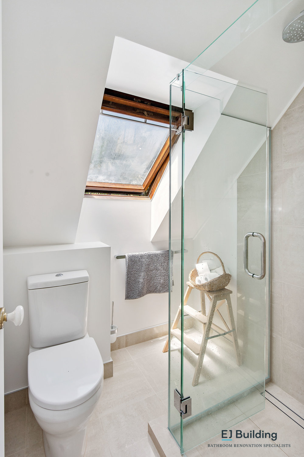 Auckland bathroom renovation company. Full project management, with fixed quotes.