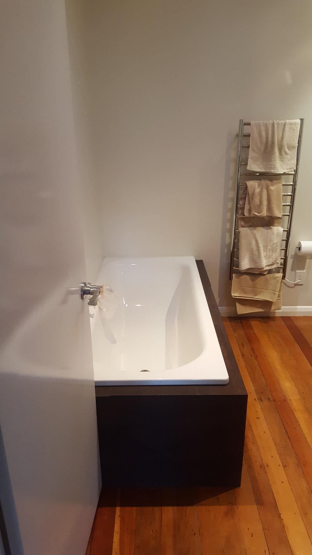 Bathroom renovation (Before photo)