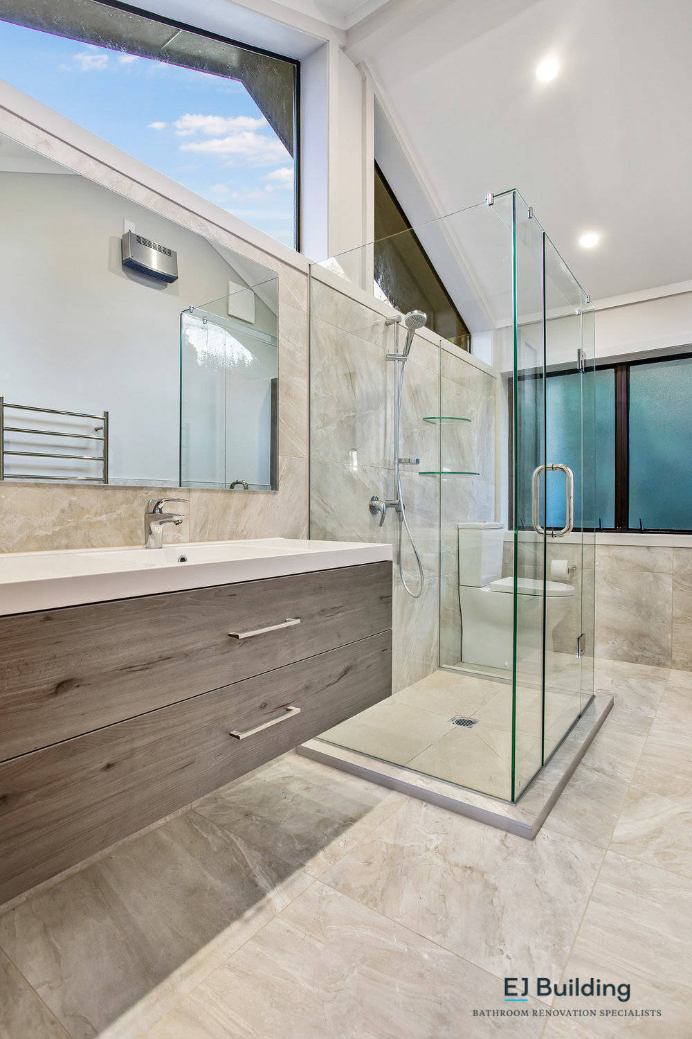 J Building Bathroom Renovation Specialists. Renovating Auckland one bathroom at a time.