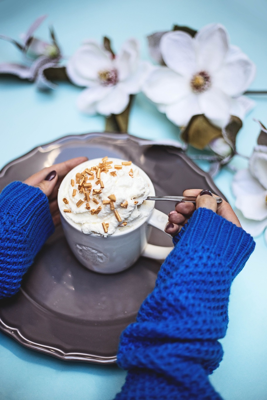 FUDGE Hot Chocolate