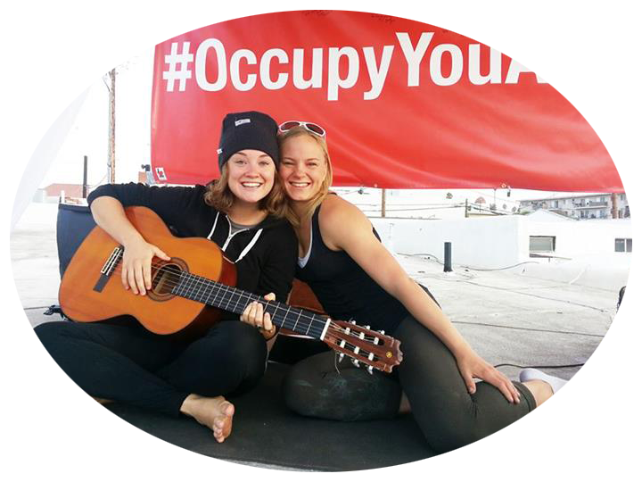 #OccupyYouAreBeautiful