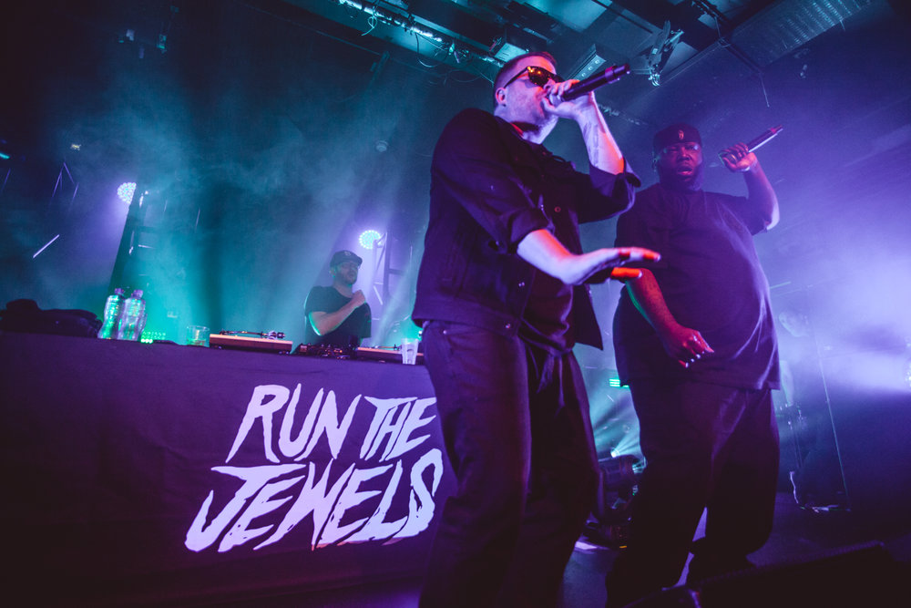 EI-P & Killer Mike of Run The Jewels