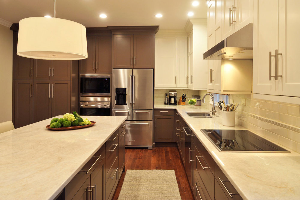 Brookhaven By Wood-Mode Custom Kitchen Designed By Kathy M. Gray — Nashville, Tennessee