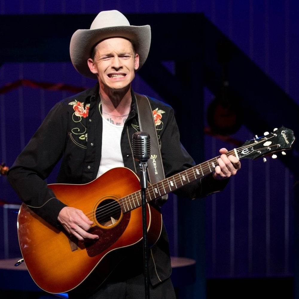 DAVID HAUGHT - This Endstation favorite has swooned you with Hank Williams, but you will be blown away when he goes Vegas!