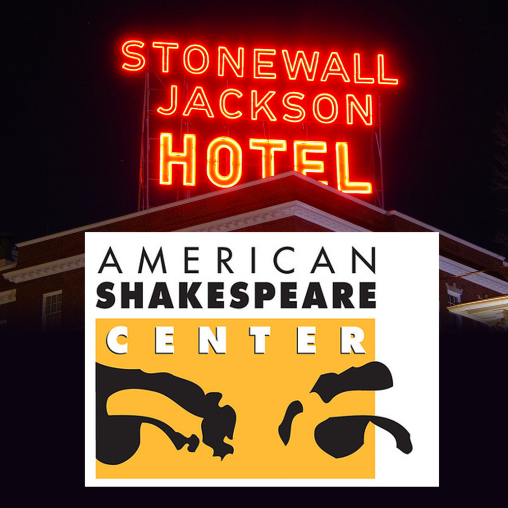 Night in Staunton - One night stay at the Stonewall Jackson Hotel and Conference CenterTwo (2) tickets to the American Shakespeare Center's Blackfriar's Playhouse