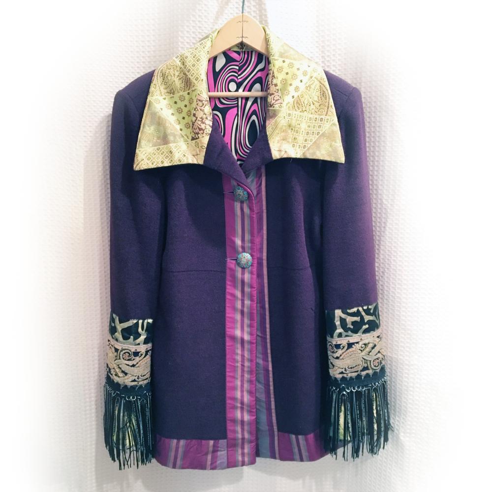 "Frankie Slaughter Jacket - Vintage ""Alabama Jacks"" jacket"