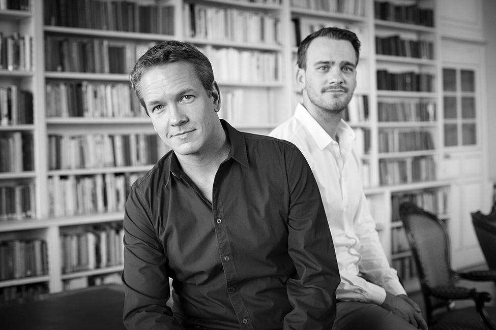 Vincent Kucholl et Vincent Veillon, 2014