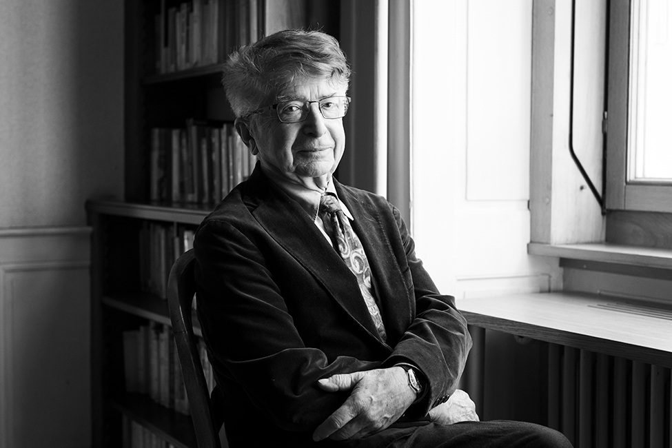 Georges Nivat, 2018