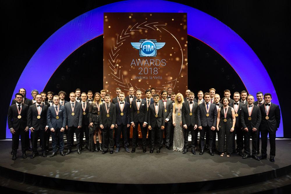 FIM Awards, 2018