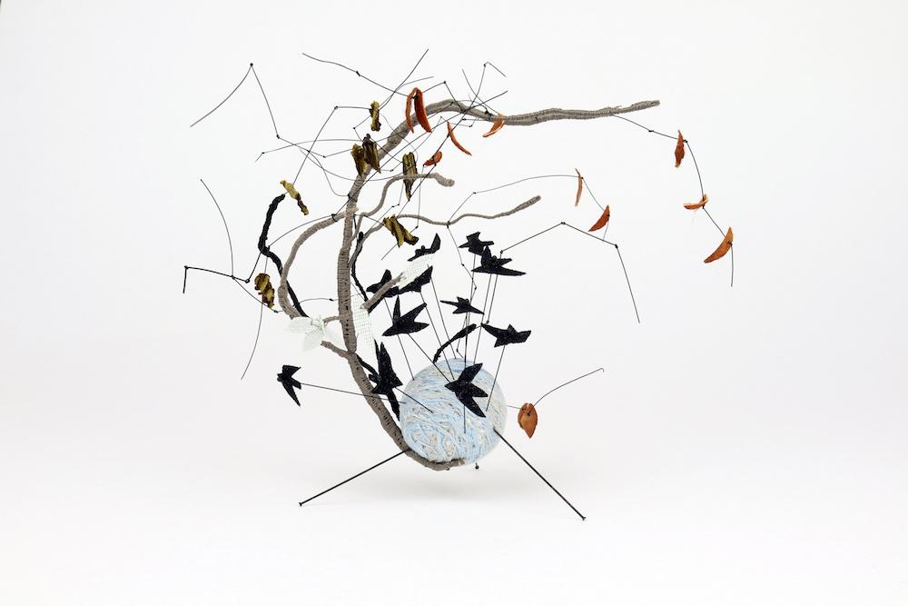 Seasons Change : Mini-world Sculpture