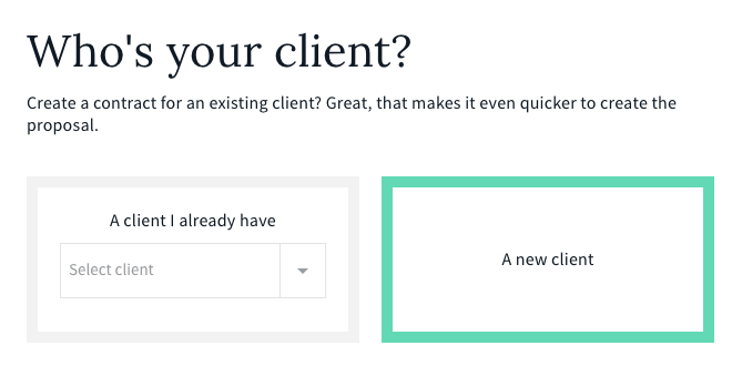 And Co generates your contracts for virtual assistants