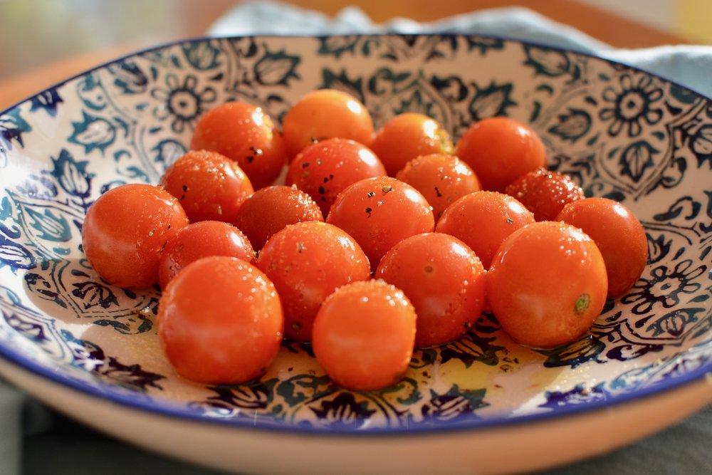 maintaining tomatoes
