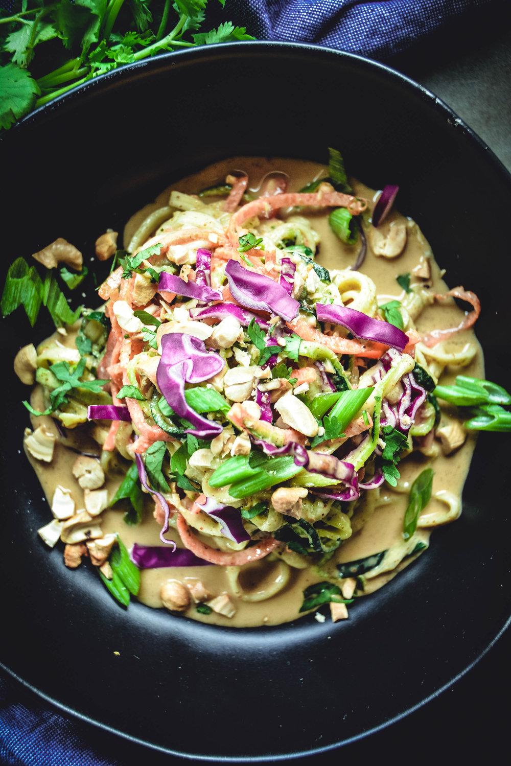 paleo thai noodles