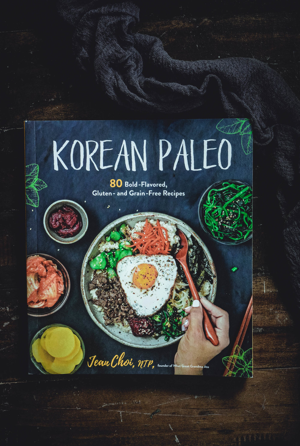 korean paleo cookbook