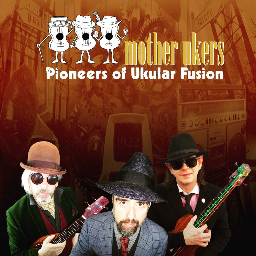 1.15pm & 4.30pmMother Ukers - Live entertainment from Ukele fusion band the Mother Ukers