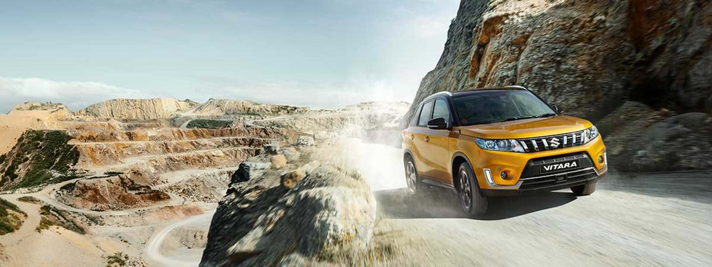 MEET THE NEW SUZUKI VITARA