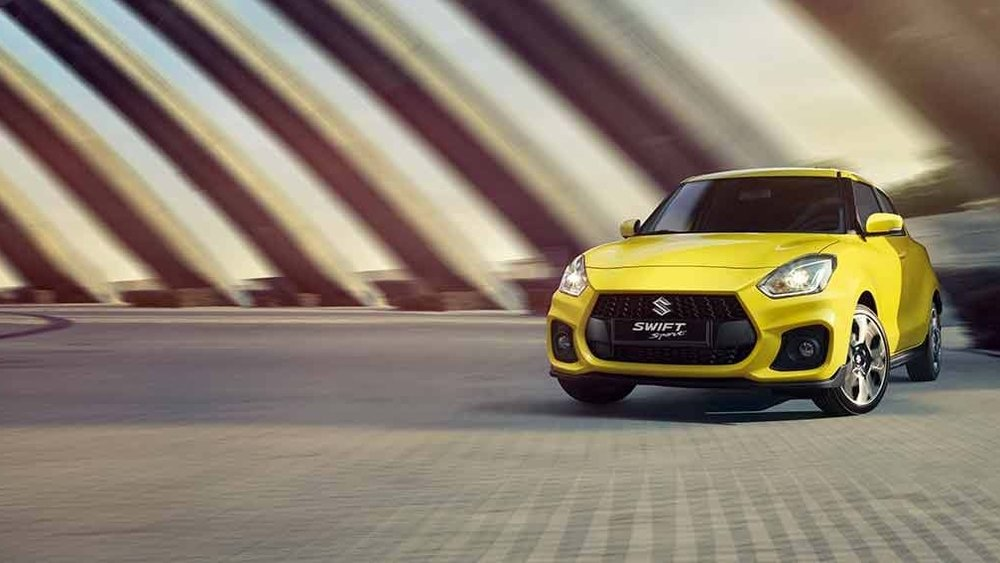 INTRODUCING THE SWIFT SPORT