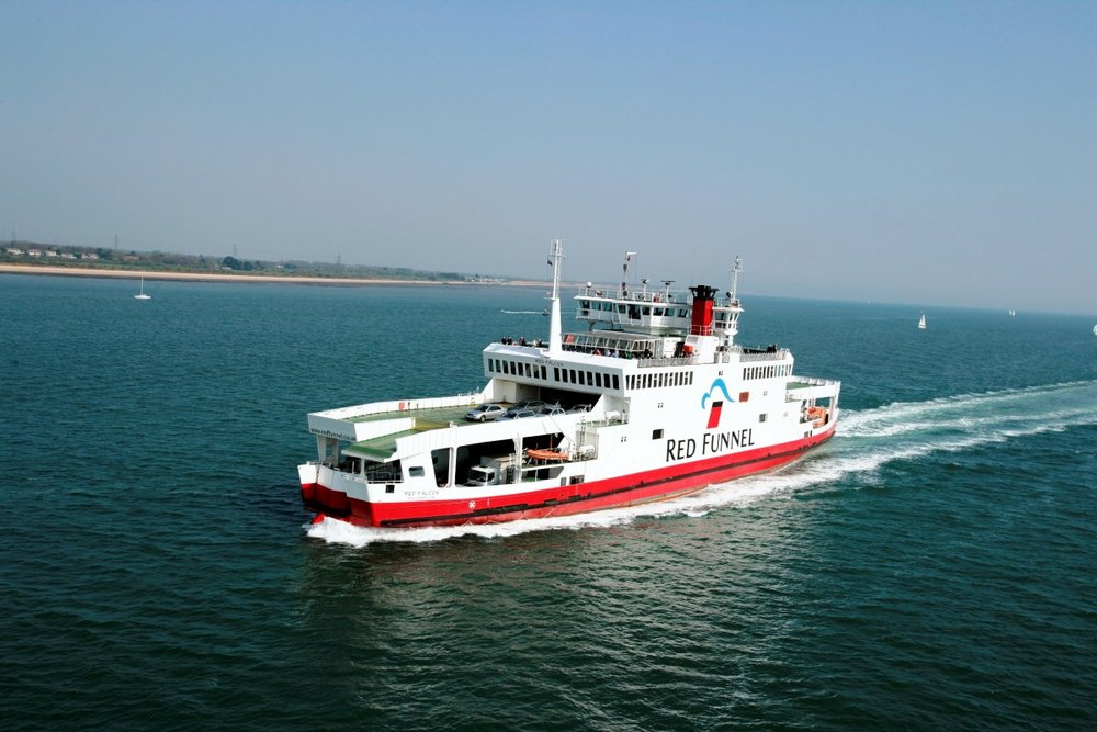 Red Funnel Discount available here! - Call us today!