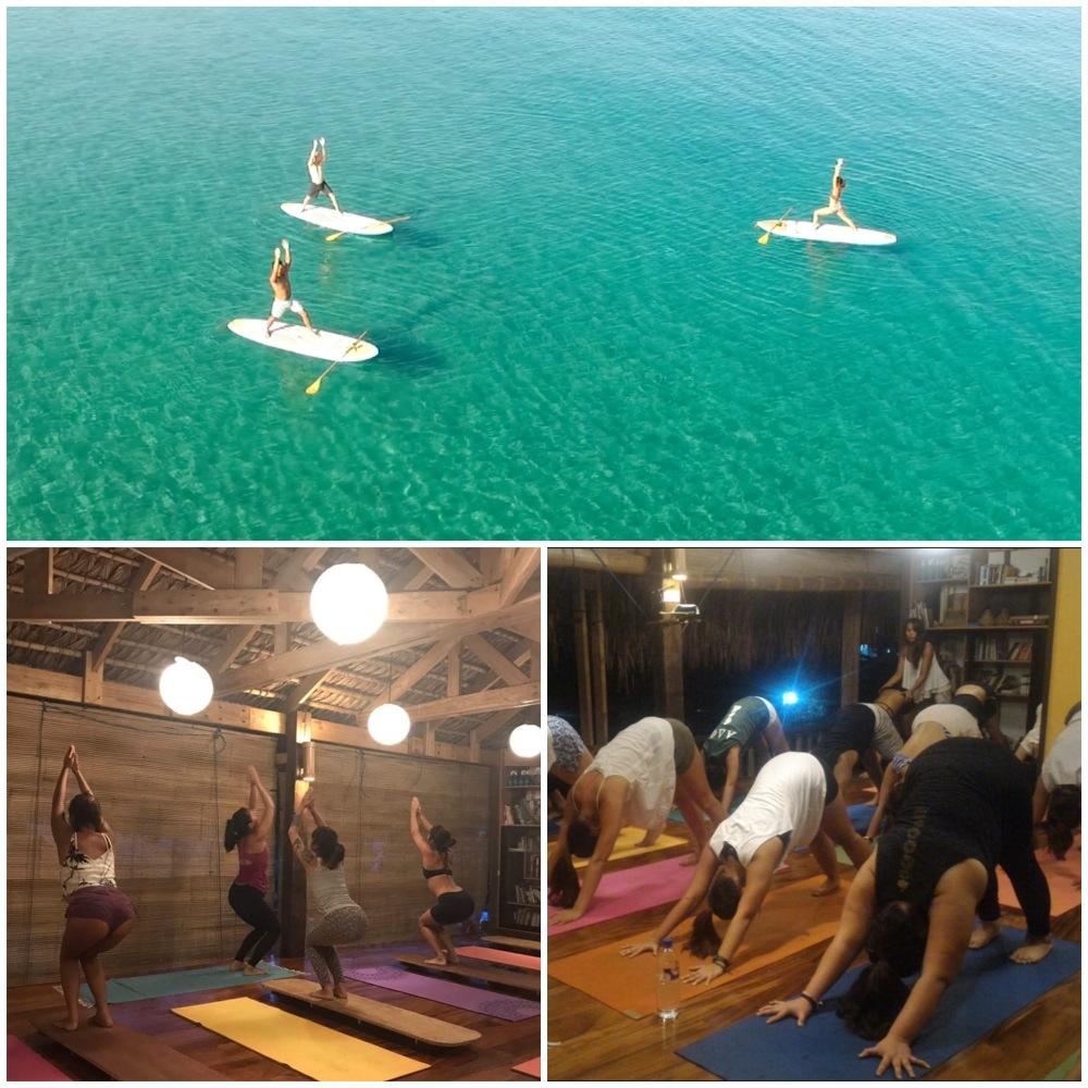 Aquanimous Yoga (SUP Yoga, Aqua Firma, Ashtanga)