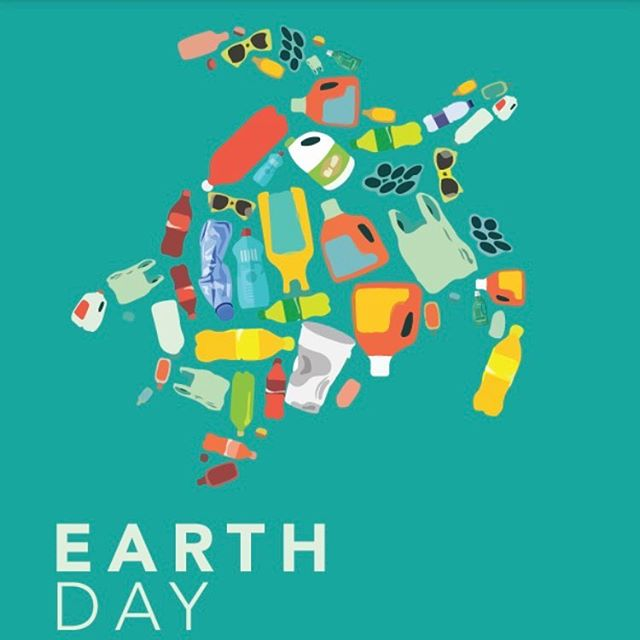 We're crafting something up for April 22 #EarthDay2018. Mark your calendars!