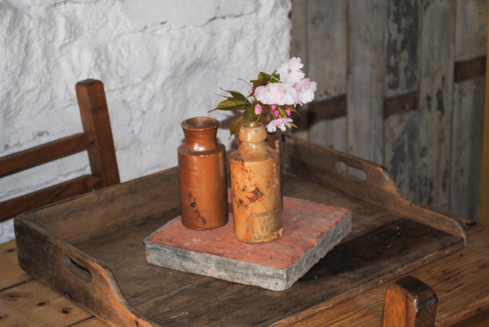 Bespoke tables inspired by our local heritage.